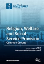 Special issue Religion, Welfare and Social Service Provision: Common Ground book cover image