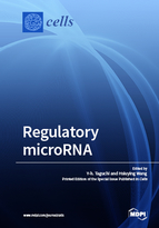 Special issue Regulatory microRNA book cover image