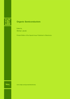 Special issue Organic Semiconductors book cover image