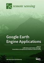 Special issue Google Earth Engine Applications book cover image