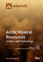 Special issue Arctic Mineral Resources: Science and Technology book cover image