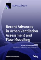 Special issue Recent Advances in Urban Ventilation Assessment and Flow Modelling book cover image