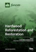 Special issue Hardwood Reforestation and Restoration book cover image