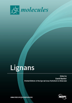 Special issue Lignans book cover image