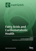 Special issue Fatty Acids and Cardiometabolic Health book cover image