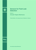Special issue Sensors for Fluid Leak Detection book cover image