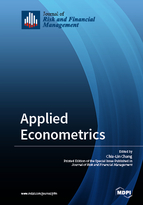 Special issue Applied Econometrics book cover image