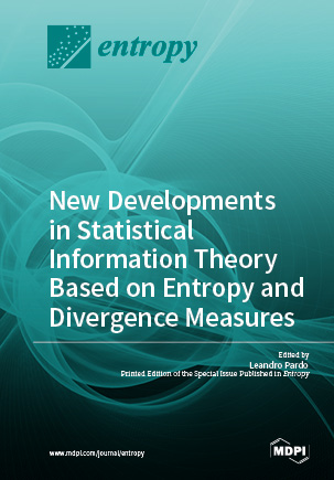 New Developments in Statistical Information Theory Based on Entropy and Divergence Measures