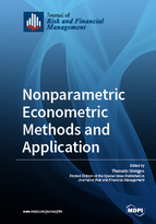 Special issue Nonparametric Econometric Methods and Application book cover image