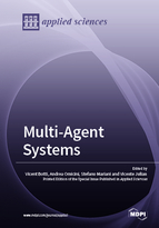 Special issue Multi-Agent Systems book cover image