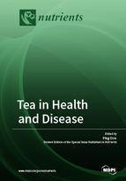 Special issue Tea in Health and Disease book cover image