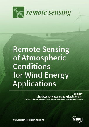 Remote Sensing of Atmospheric Conditions for Wind Energy Applications