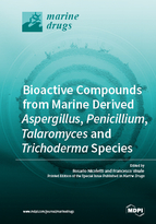 Bioactive Compounds from Marine-Derived Aspergillus, Penicillium, Talaromyces and Trichoderma Species