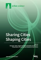 Special issue Sharing Cities Shaping Cities book cover image