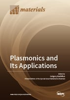 Special issue Plasmonics and its Applications book cover image