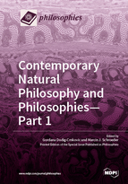 Special issue Contemporary Natural Philosophy and Philosophies - Part 1 book cover image