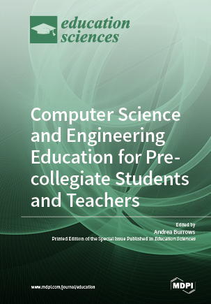Computer Science and Engineering Education for Pre-collegiate Students and Teachers