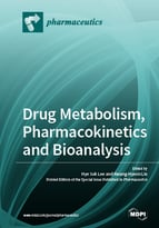 Special issue Drug Metabolism, Pharmacokinetics and Bioanalysis book cover image