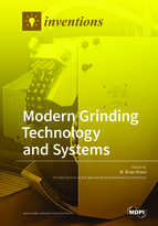 Special issue Modern Grinding Technology and Systems book cover image