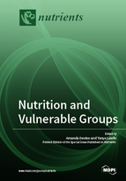Special issue Nutrition and Vulnerable Groups book cover image