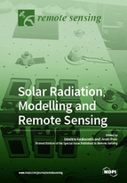 Special issue Solar Radiation, Modelling and Remote Sensing book cover image