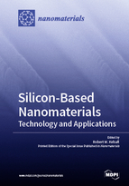 Special issue Silicon-Based Nanomaterials: Technology and Applications book cover image