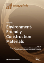 Environment-Friendly Construction Materials