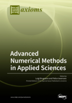 Special issue Advanced Numerical Methods in Applied Sciences book cover image