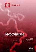 Special issue Mycoviruses book cover image