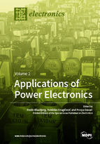 Special issue Applications of Power Electronics book cover image