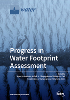 Special issue Progress in Water Footprint Assessment book cover image