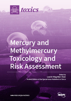 Special issue Mercury and Methylmercury Toxicology and Risk Assessment book cover image