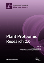 Special issue Plant Proteomic Research 2.0 book cover image