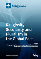 Special issue Religiosity, Secularity and Pluralism in the Global East book cover image