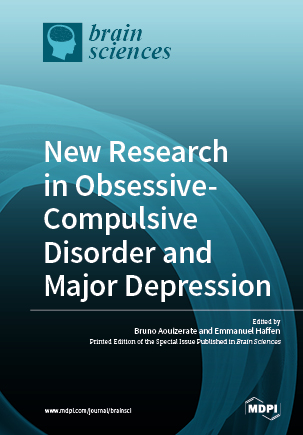New Research in Obsessive-Compulsive Disorder and Major Depression