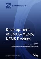 Special issue Development of CMOS-MEMS/NEMS Devices book cover image