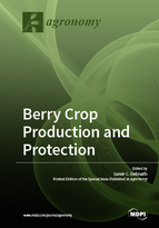 Special issue Berry Crop Production and Protection book cover image