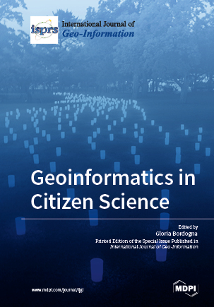 Geoinformatics in Citizen Science