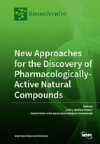 Special issue New Approaches for the Discovery of Pharmacologically-Active Natural Compounds book cover image