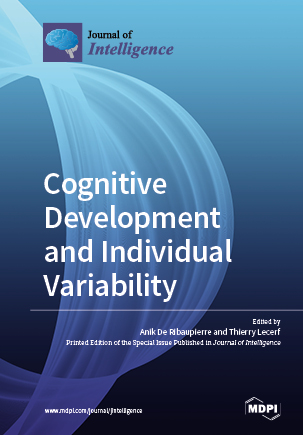 Cognitive Development and Individual Variability