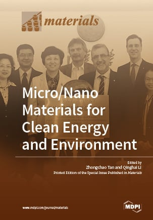 Micro/Nano Materials for Clean Energy and Environment