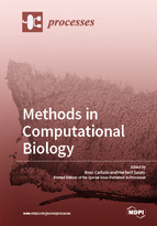 Special issue Methods in Computational Biology book cover image