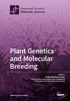 Special issue Plant Genetics and Molecular Breeding book cover image