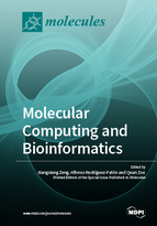 Special issue Molecular Computing and Bioinformatics book cover image