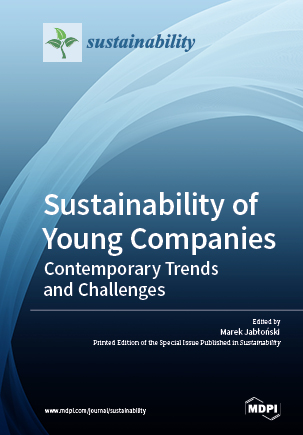 Sustainability of Young Companies–Contemporary Trends and Challenges