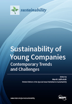 Special issue Sustainability of Young Companies–Contemporary Trends and Challenges book cover image