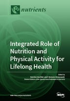 Special issue Integrated Role of Nutrition and Physical Activity for Lifelong Health book cover image