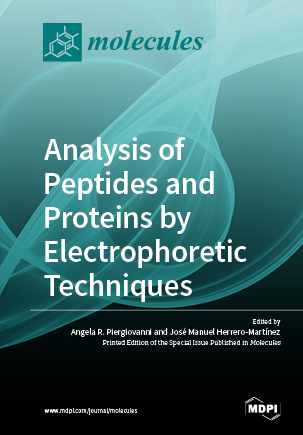 Analysis of Peptides and Proteins by Electrophoretic Techniques