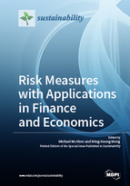 Special issue Risk Measures with Applications in Finance and Economics book cover image