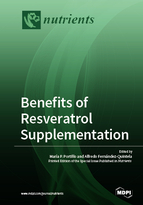 Special issue Benefits of Resveratrol Supplementation book cover image
